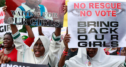 What role for US in efforts to rescue Nigeria's kidnapped girls? (+video)