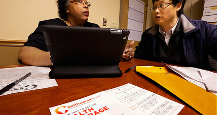 Is support for Obamacare edging up? Maybe so, polling results show.