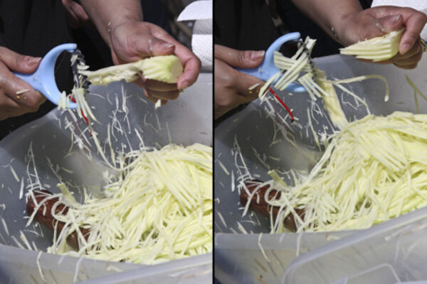 Celebrating lao new year with green papaya salad csmonitor by patricia tanumihardja the asian grandmothers cookbook april 13 2015 forumfinder Choice Image