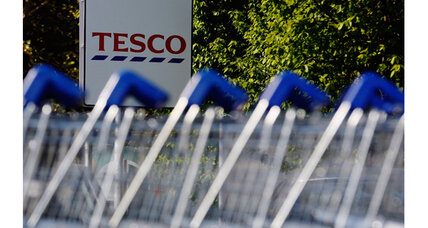 Supermarket smart phone? Tesco says yes.