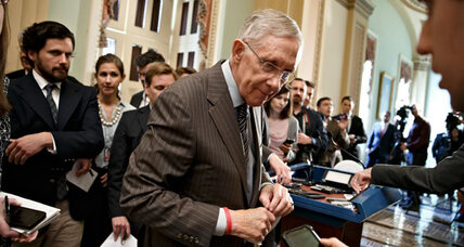 New bid to topple Obamacare in court: Did Harry Reid bend the rules?