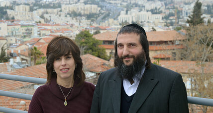 Ultra-Orthodox woman blazes trail for vocational education for Israel's haredim