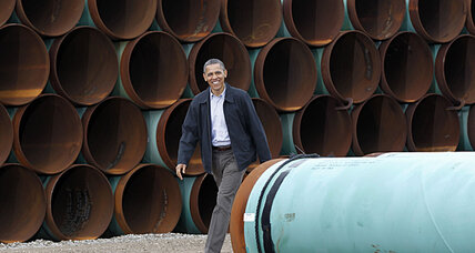 Keystone XL: Will Obama use the NAFTA option?