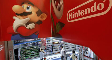 Nintendo places big bet on Mario as Wii U sales slump
