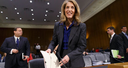 Burwell hearing: She's not controversial as nominee, but Obamacare still is (+video)