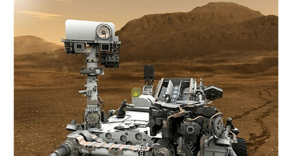 A greenhouse on Mars? Scientists propose plant experiment for next rover.