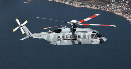 Sikorsky S-92 helicopters to carry presidents after $1.24 billion deal