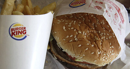 Burger King enters breakfast wars with 'Burgers at Breakfast' menu