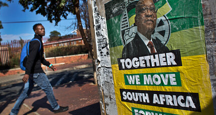 South Africa's embattled ANC squeaks past 'psychological threshold' to stay in power