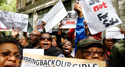 Boko Haram kidnapping outcry goes evermore viral