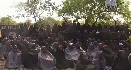 Abducted schoolgirls: Is Nigeria ready to negotiate with Boko Haram? (+video)