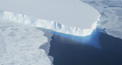 West Antarctic glacier loss: 'We have passed the point of no return'