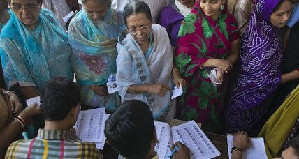 India election: Voters expect big changes from frontrunner Modi (+video)
