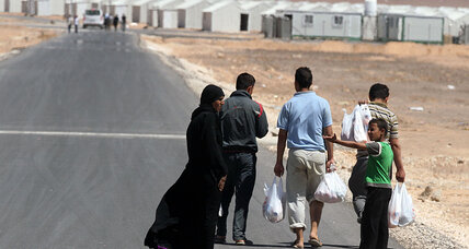 Refugee influx will test Jordan's business climate