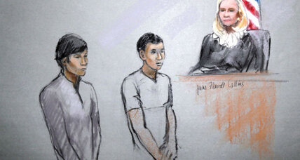 Trials for 3 friends of Boston bombing suspect will be in Massachusetts (+video)