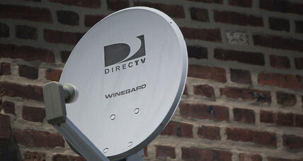 AT&T pursues $50B DirecTV deal. Roadblock for Comcast/Time Warner? (+video)