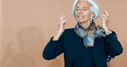 Christine Lagarde won't be commencement speaker: What happened to free speech on campus? (+video)