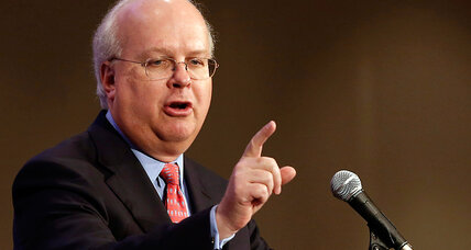 Karl Rove questions Hillary Clinton's health. Too much or just politics?