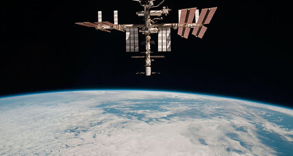 Could Russia scuttle the International Space Station?