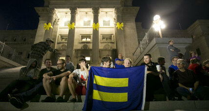 Idaho's gay marriage ban is latest to be struck down in court