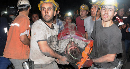 Turkey coal mine explosion: Did lawmaker's warning go unheeded? (+video)