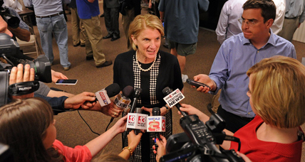 Shelley Moore Capito to face off against Natalie Tennant in W.Va. Senate race (+video)