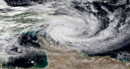 More hurricanes moving to populated places, say scientists