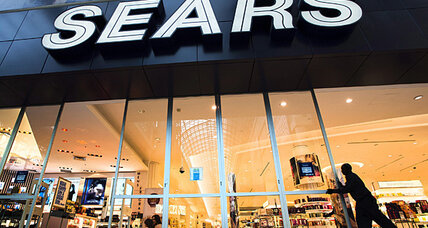 Sears may sell Canadian operations