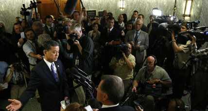 Secretary Shinseki 'mad as hell' over VA deaths, not ready to resign (+video)