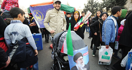 Iran ends free vasectomies with 'maximum-baby' push