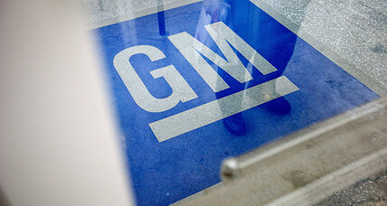 General Motors recalls nearly 3 million cars