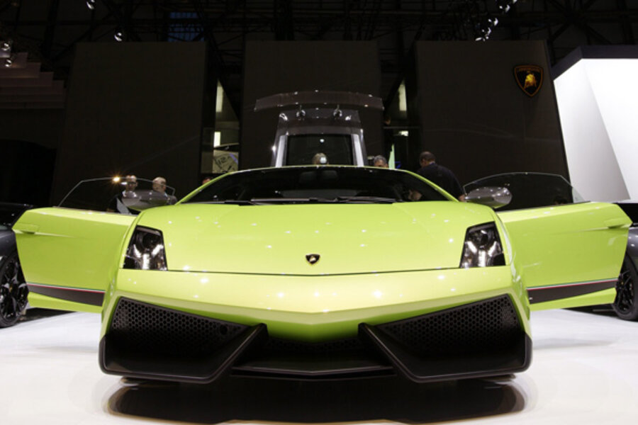 Want To Rent A Lamborghini For Cheap Call This Company Csmonitor Com