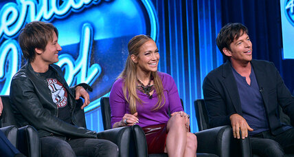 American Idol: Three is a crowd