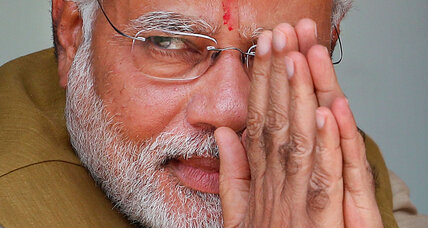 Can Modi's victory bring better US-India ties? It depends on US, say analysts. (+video)