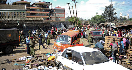 Two blasts hit Nairobi in latest string of attacks, kills 10, injures 70