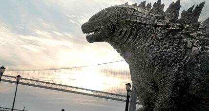 'Godzilla' is a disappointing monster movie