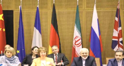 Iran: Nuclear talks moving 'very slowly'