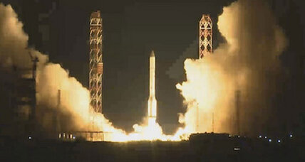 Failed launch: Russian satellite now an ex-satellite (+video)