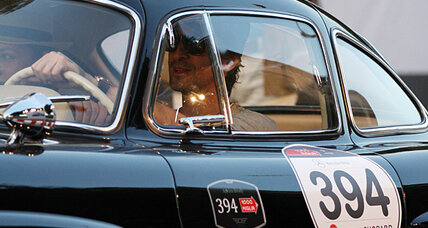 Automakers gear up for 2014 Mille Miglia race in Italy