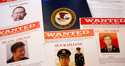 US indicts China's PLA hackers: Productive, or desperate? (+video)