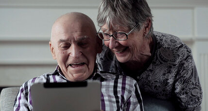 'Cyber-Seniors' shows an elating exchange between senior citizens and teens