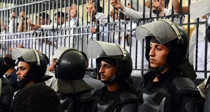 Brotherhood supporters sentenced to death, imprisonment in Egyptian mass trials