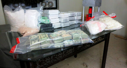 New York heroin seizures mark surging epidemic, new suburban users (+video)