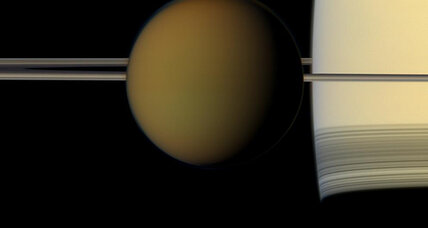 Exoplanets: Why Titan's haze clouds prognosis for studying alien atmospheres