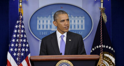 Is Obama nudging VA chief Shinseki offstage?