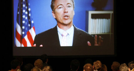 Rand Paul thumps Obama nominee over US drone strikes on Americans