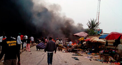 Boko Haram's car bombs signal new escalation of terror in Nigeria (+video)
