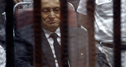 A jail sentence for Egypt's Mubarak on corruption holds little sign of real change