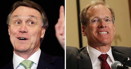 Georgia Senate race: 'Safe' runoff ahead for GOP; Dems choose Nunn