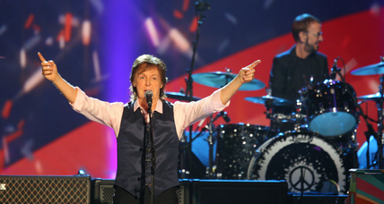 Paul McCartney cancels South Korea concert due to illness (+video)